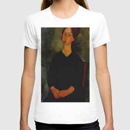 "Amedeo Modigliani ""Little Servant Girl"" T-shirt"