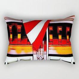Occoquan series 5 Rectangular Pillow