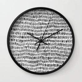 Mark Wall Clock