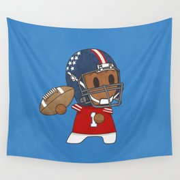 American Football II Wall Tapestry