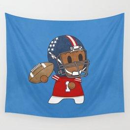 American Football II Wall Tapestry