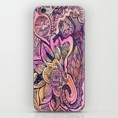 Seaflower iPhone & iPod Skin