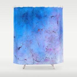Fractal11R/XL-3 Shower Curtain