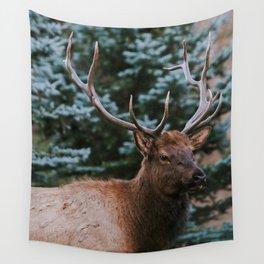 Elk Wall Tapestry