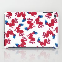 mermaids iPad Cases featuring Mermaids by Koni