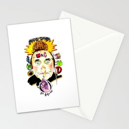 SNICK or TREAT. Stationery Cards