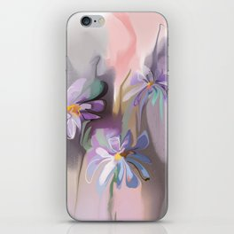camomiles iPhone Skin