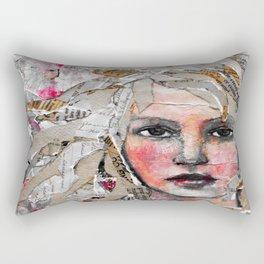 Layered Rectangular Pillow