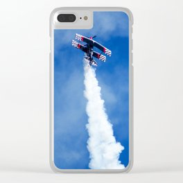Avalon Airshow - N540S Pitts S-2S Special Clear iPhone Case