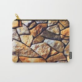 Eagle Moss Rocks Carry-All Pouch