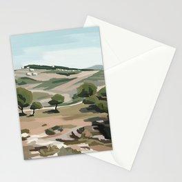 Shepherd's Fields, Bethlehem Stationery Cards