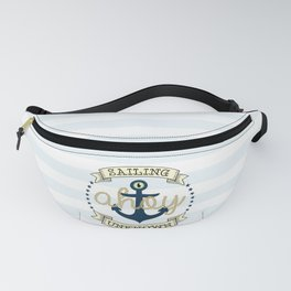 Ahoy! Fanny Pack