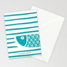 PIXE 2 (light blue) Stationery Cards