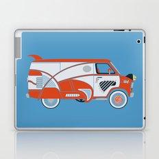 Pee Wee's Big Adventure Van Laptop & iPad Skin