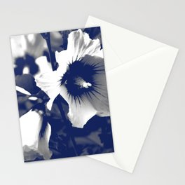 rose mallow Stationery Cards