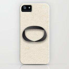 Möbius strip iPhone Case