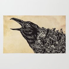 CROW-ded Rug