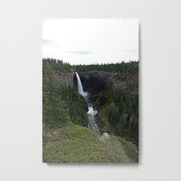 Helmcken Falls - Wells Gray, British Columbia Metal Print