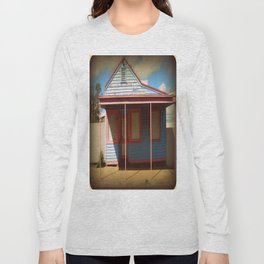 For sale at $2,000 - The house, not the Print! Long Sleeve T-shirt