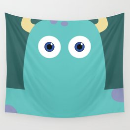 PIXAR CHARACTER POSTER - Sulley - Monsters, Inc. Wall Tapestry
