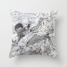 Age of Adz Throw Pillow
