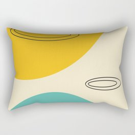 Around the Planets #2 Rectangular Pillow