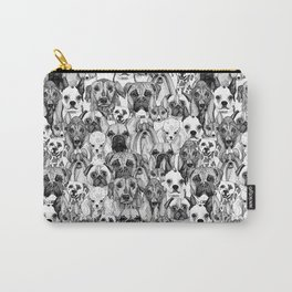just dogs Carry-All Pouch
