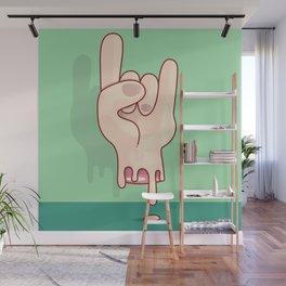 Hand Series #1 Wall Mural