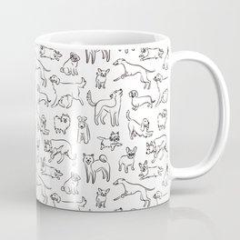 Dogs fun Coffee Mug
