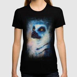 Colorful Expressions Lemur T-shirt