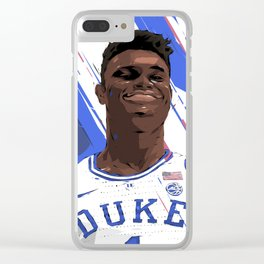 ACC Series - Zion Williamson Clear iPhone Case