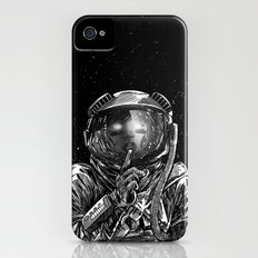 The Secrets of Space Slim Case iPhone (4, 4s)