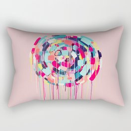 Odessa - Abstract painting #society6 Rectangular Pillow
