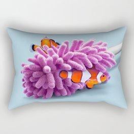 ANEMONE WIPER Rectangular Pillow