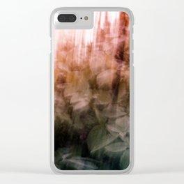Vanity series [1] Clear iPhone Case