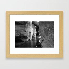 Moab Framed Art Print