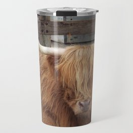 My Name is Shaggy. Is Anyone There? Travel Mug