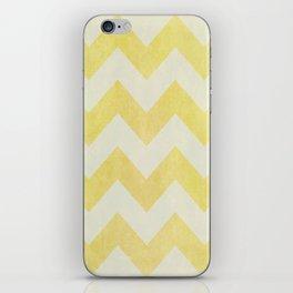 Sun-Kissed Chevron iPhone Skin
