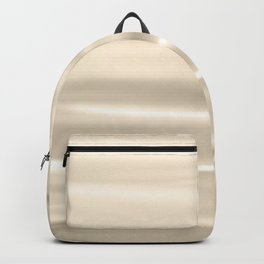 On The Water - Silver/Gold Backpack