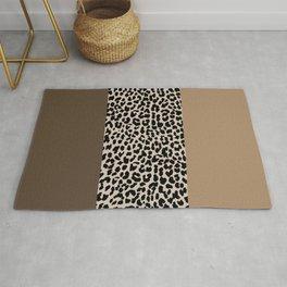 Leopard National Flag XVIII Rug