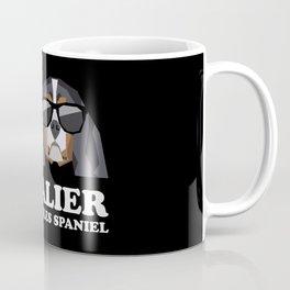 I Love Cavalier King Charles Spaniel modern v2 Coffee Mug