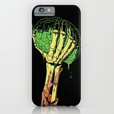 Zombie Skeleton Brain Vintage iPhone 6s Slim Case