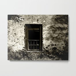 A View Of The Past Metal Print