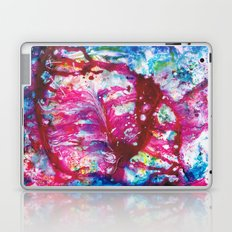 Crystal Heart Laptop & iPad Skin