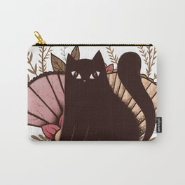 Japanese Kitty Carry-All Pouch
