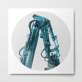 Lannen Metal Print
