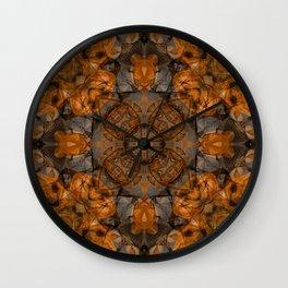 Mandala 31 Wall Clock