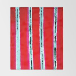 Painting for Mark Rothko Throw Blanket