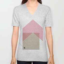 Abstract Composition #society6 #decor #buyart Unisex V-Neck