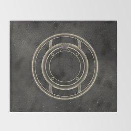 Tron: Identity Disc Throw Blanket
